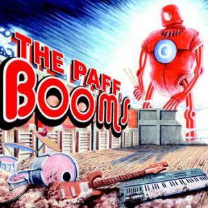 portada del disco The Paff Boom's