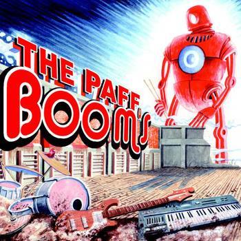portada del album The Paff Boom's