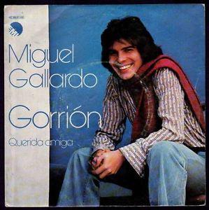 portada del disco Gorrión