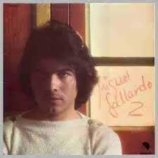 portada del disco Miguel Gallardo 2