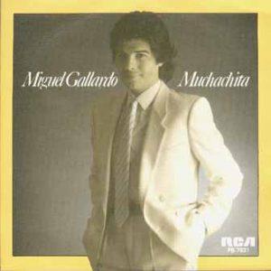 portada del disco Muchachita