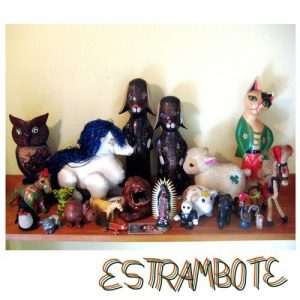 portada del disco Estrambote