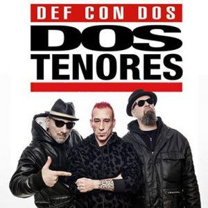 portada del disco Dos Tenores