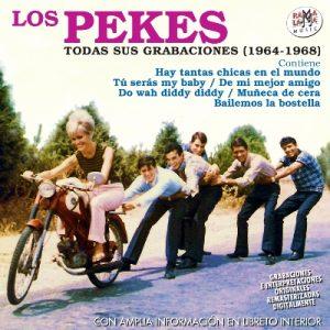 portada del disco Todas Sus Grabaciones (1964-1968)