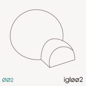 portada del disco Igløø2