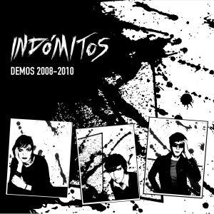 portada del disco Demos 2008-2010