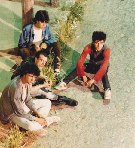foto del grupo imagen del grupo Eskoria