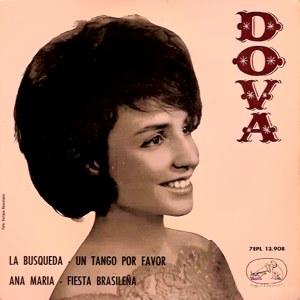 portada del disco La Búsqueda / Ana María / Por Favor Un Tango / Fiesta Brasileña