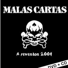 portada del disco A Reventón 2004