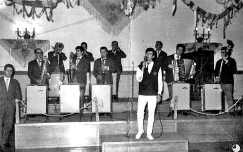 foto del grupo Orquesta Saratoga