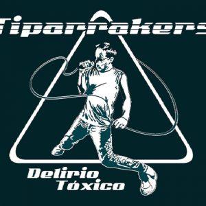 portada del disco Delirio Tóxico