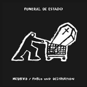 portada del disco Funeral de Estado