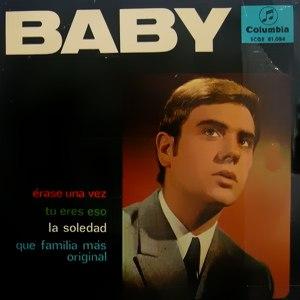 portada del disco Érase Una Vez / Tú Eres Eso / La Soledad / Qué Familia Más Original