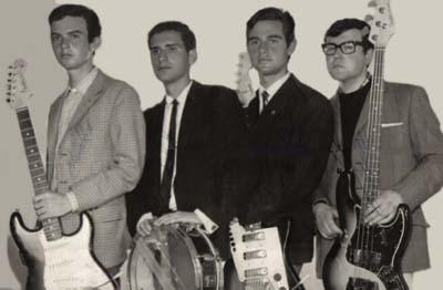foto del grupo imagen del grupo Los Ratones