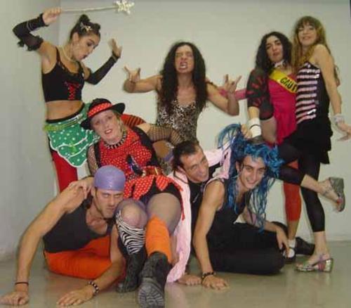 foto del grupo imagen del grupo Des+karadas