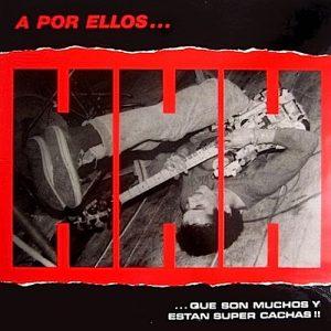 portada del disco A Por Ellos... Que Son Muchos y Están Super Cachas !!