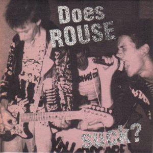 portada del disco Does Rouse Suck?