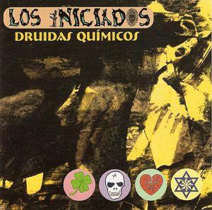 portada del disco Druidas Químicos