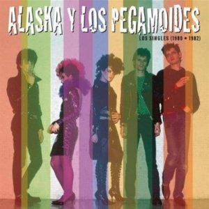 portada del disco Los Singles (1980-1982)