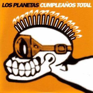 portada del disco Cumpleaños Total