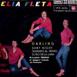 portada del disco Darling