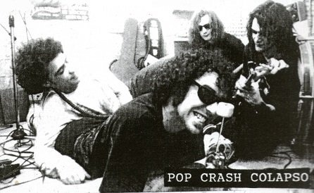 foto del grupo imagen del grupo Pop Crash Colapso