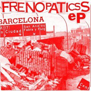 portada del disco Frenopaticss EP