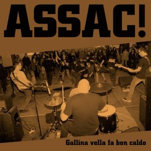 portada del disco Gallina Vella Fa Bon Caldo