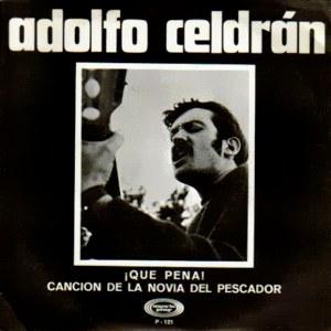 portada del disco ¡Qué Pena! / Canción de la Novia del Pescador