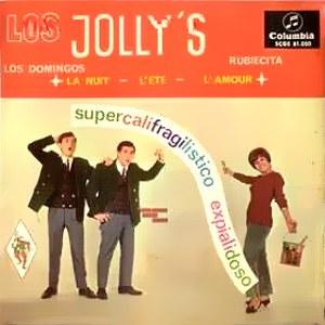 portada del disco Supercalifragilístico Expialidoso