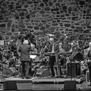 Los Brincos junto a la Orquesta de Extremadura