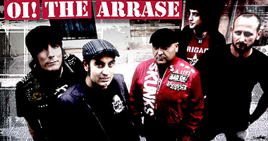 foto del grupo imagen del grupo Oi! The Arrase