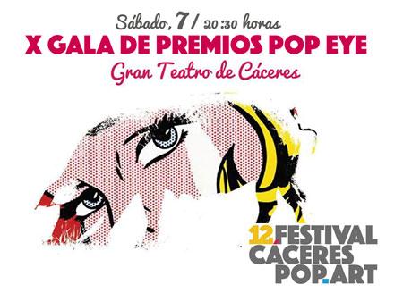 imagen del post DÉCIMA EDICIÓN DE LOS PREMIOS POP EYE