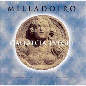 portada del disco Gallaecia Fulget