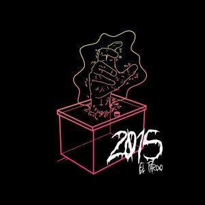 portada del disco 2015