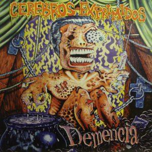portada del disco Demencia