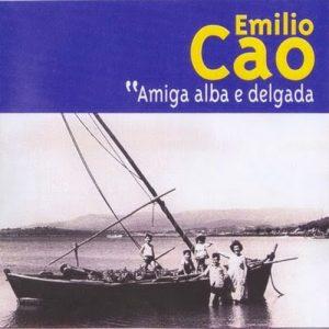 portada del disco Amiga Alba e Delgada (Reedición)