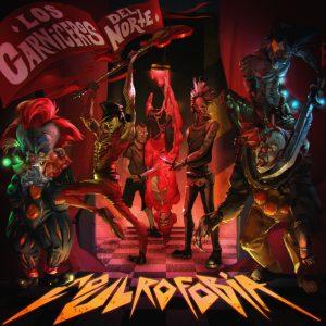 portada del disco Coulrofobia