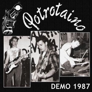portada del disco Demo 1987