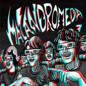 portada del disco Malandrómeda 7