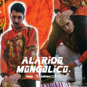 portada del disco Alarido Mongólico Is Back