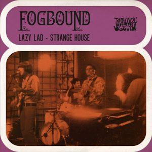 portada del disco Lazy Lad / Strange House