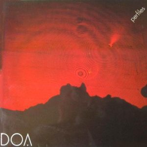portada del disco Perfiles