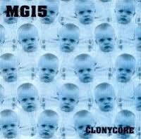 portada del disco Clonycore