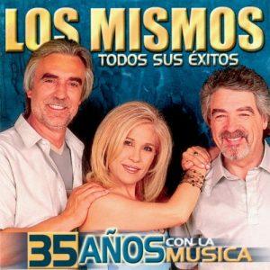 portada del disco 35 Años con la Música