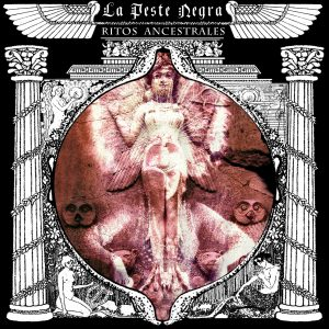 portada del disco Ritos Ancestrales