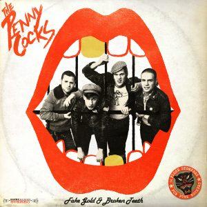 portada del disco Fake Gold & Broken Teeth