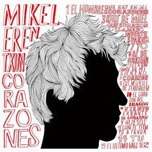 portada del disco Corazones