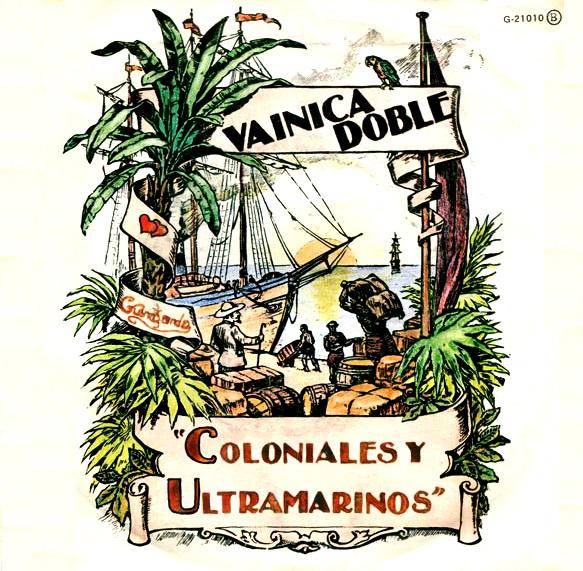 portada del album Coloniales y Ultramarinos