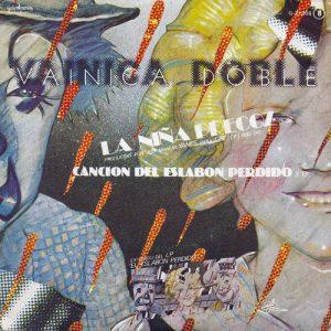 portada del disco La Niña Precoz / El Eslabón Perdido